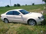 Mercedes Benz E класс/