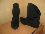Демисезонные Полусапожки,  туфли