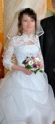 Свадебное платье всего за 250 евро!!! (обошлось намного дороже)