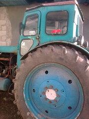 трактор Т-40